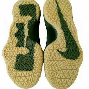 Nike Shoes - LeBron eleven black and gum sz 1.5